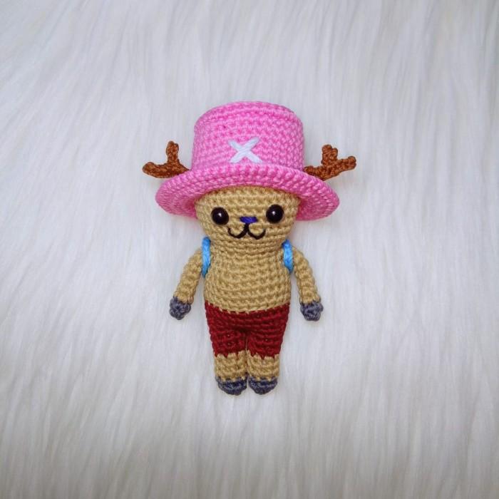Sanji One Piece Amigurumi by Breaking-crochet on DeviantArt   700x700