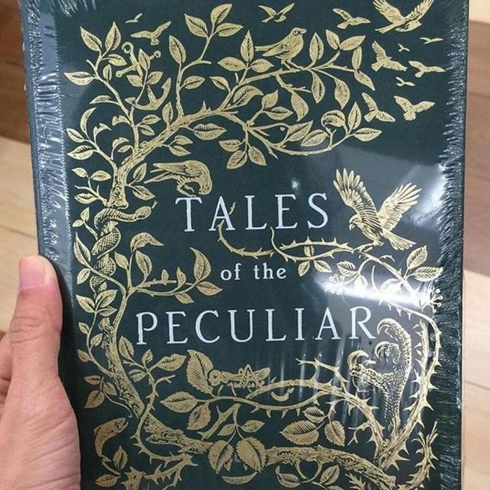 Foto Produk Promo Tales of the Peculiar (Hard Cover) - Ransom Riggs Berkualitas dari randi store848