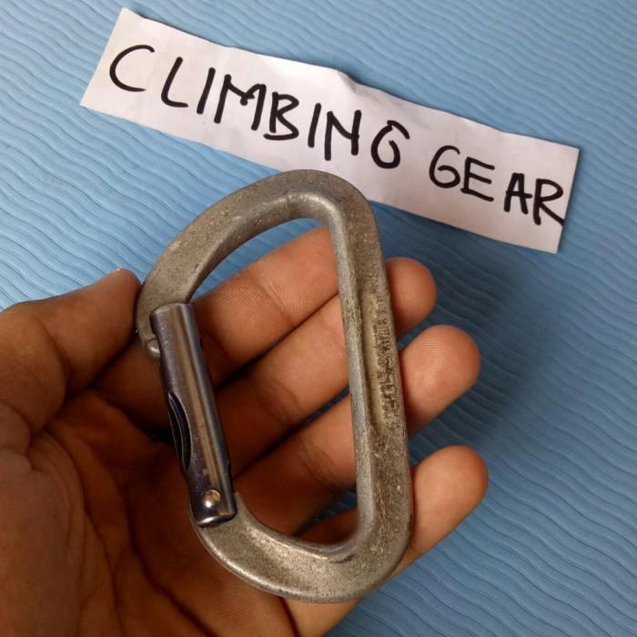 Jual Petzl Spirit Carabiner Snap Climbing Panjat X Black Diamond Djinn Camp Kota Semarang Climbing Gear Tokopedia