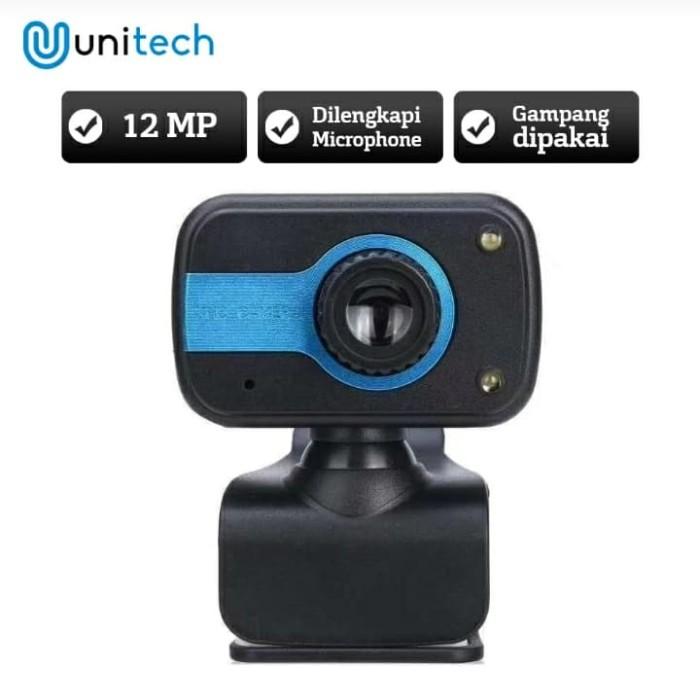 Foto Produk digital external webcam jepit usb (usb pc camera) dari DIGITALCITY