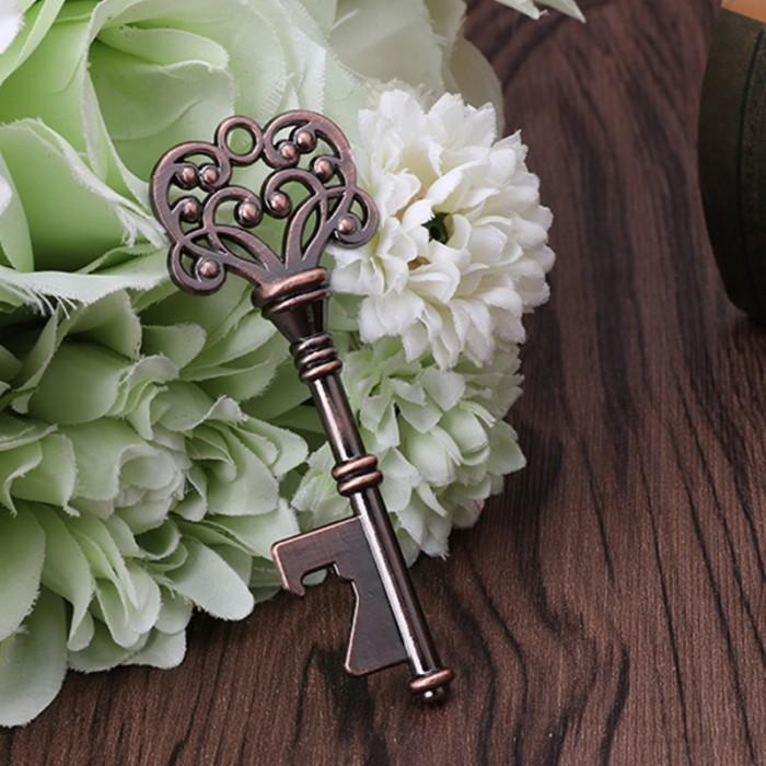 Foto Produk Pembuka Botol Wine Model Kunci Vintage untuk Hadiah Pesta Pernikahan dari MahikStore