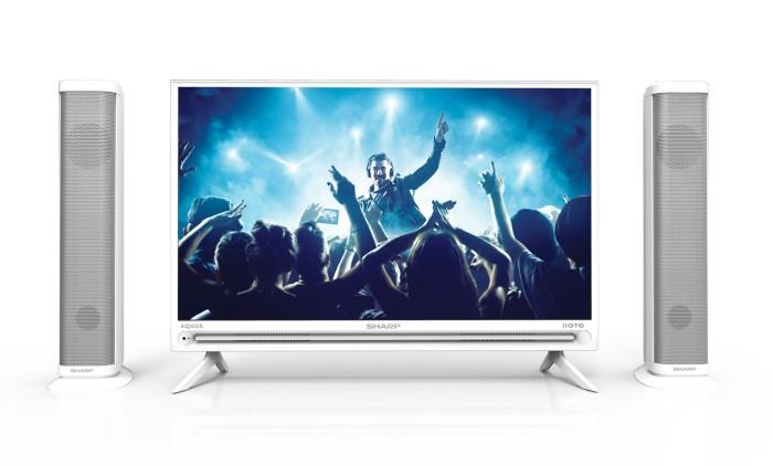 Foto Produk SHARP LED TV 32 INCH 2T-C32BB2I-TW dari Candi Elektronik Solo