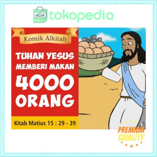 Jual Buku Komik Cerita Alkitab Anak Kristen Sekolah Minggu Tuhan Yesus Kota Surabaya Septiyanipujilestari Tokopedia