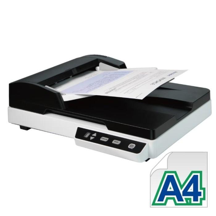 Foto Produk Scanner Avision AD120 A4 Flatbed + ADF (AD 120) Garansi Resmi - 25ppm dari Multifungsi