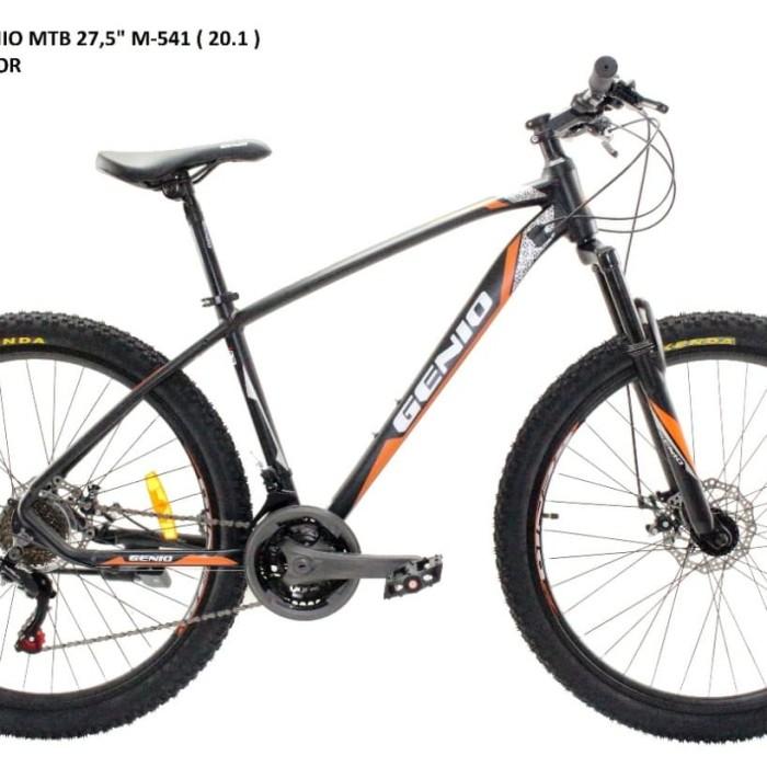 Jual Sepeda Mtb 27 5 Genio M 541 Frame Alloy Murah Kota Bekasi Cinhin Jaya Cycle Shop Tokopedia