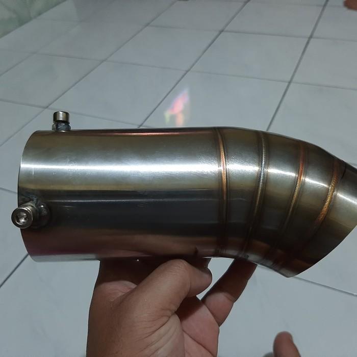 Foto Produk tail pipe innova warna titan dari bintangbaru800