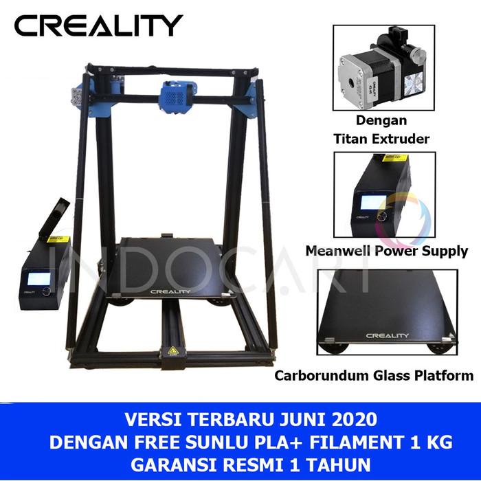 Foto Produk 3D Printer Creality CR-10 V3 Versi Terbaru-Titan Garansi Resmi dari INDOCART