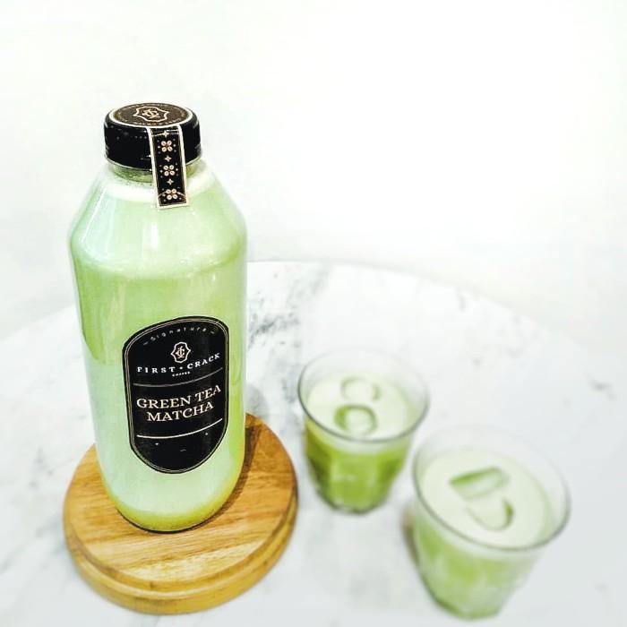 Foto Produk Matcha Green Tea Latte 1 Liter dari First Crack Coffee