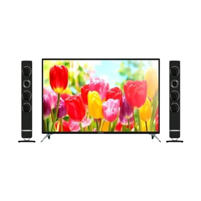 Foto Produk POLYTRON LED TV 50 INCH 50TS883 dari Candi Elektronik Solo