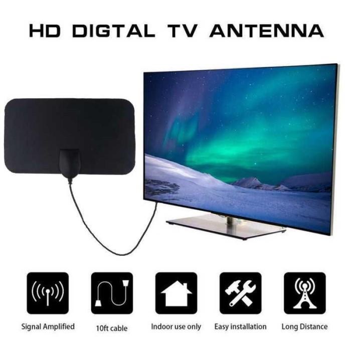 Jual Taffware Antena Tv Digital Antena Digital Antena Tv Led Antena Indoor Jakarta Barat Wiguna Store Tokopedia