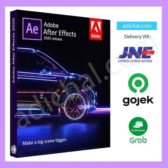 Foto Produk [Original] Adobe After Effect CC 2020 Terbaru! dari Adichal