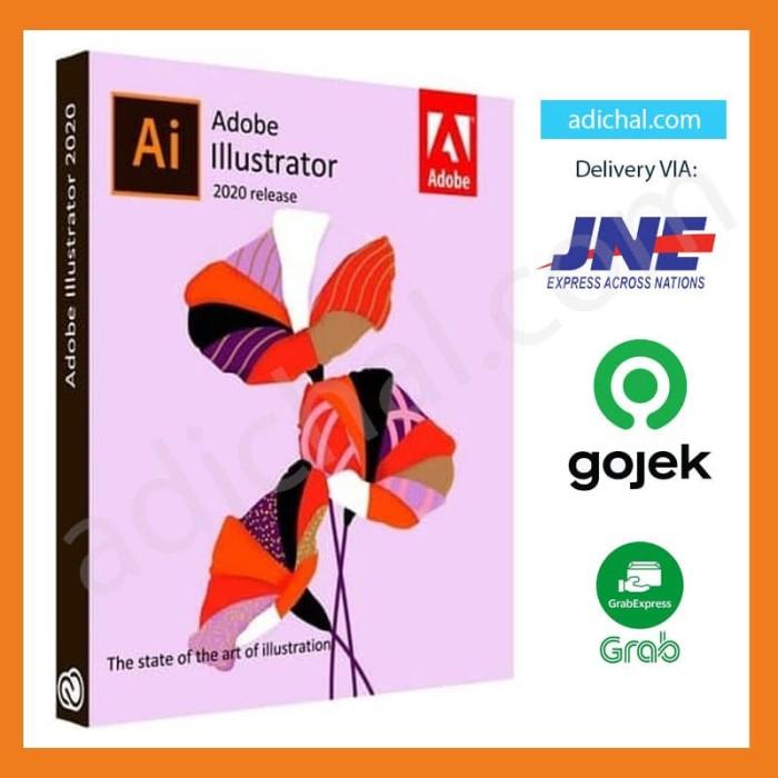 Foto Produk [Original] Adobe Illustrator CC 2020 Terbaru! dari Adichal