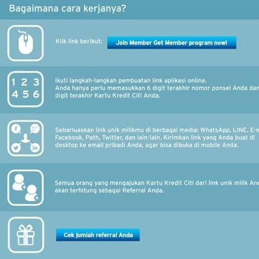 Jual Apply Kartu Kredit Citibank Kota Medan Octa Store Medan Tokopedia