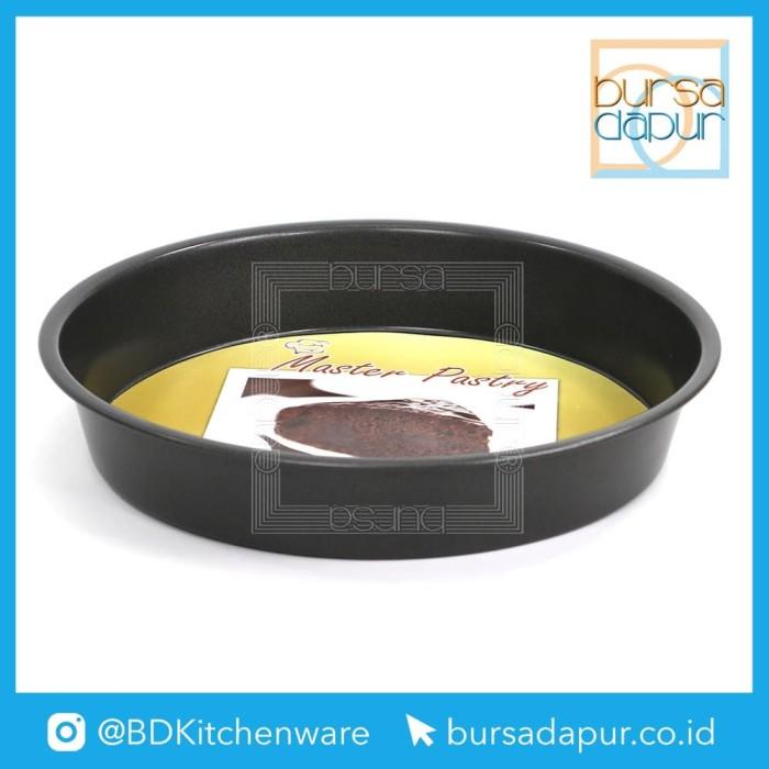 """Foto Produk Bursa Dapur Master Pastry Non-Stick loyang Round Cake Pan 9"""" dari Bursa Dapur"""