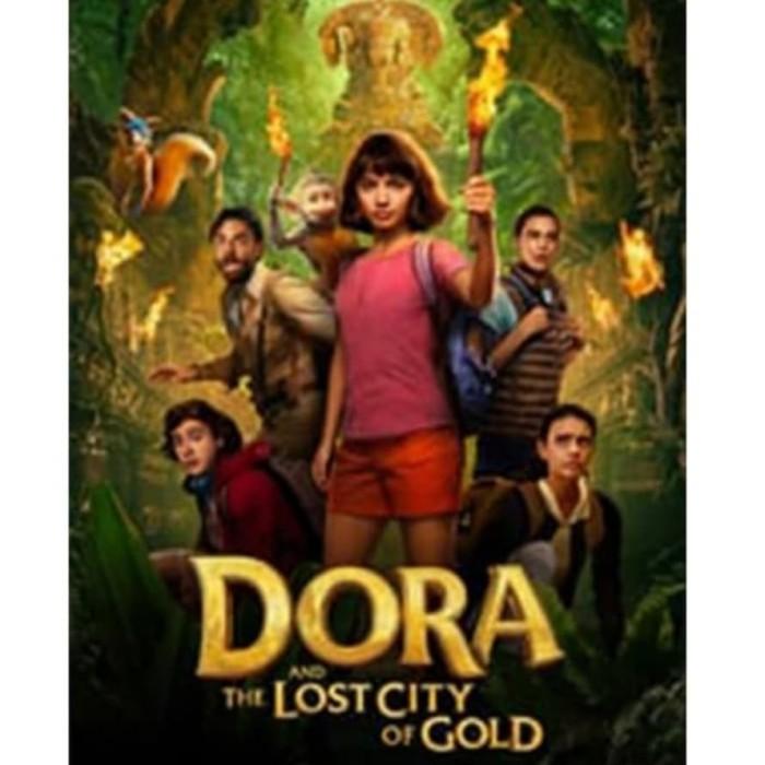 Jual Dvd Film Barat Terlaris Dora And The Lost City Of Gold Jakarta Utara Kj8 Fashion Tokopedia