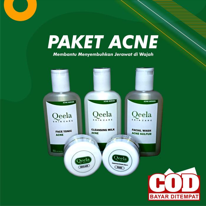 Harga Cream Jerawat Qeela Skin Care Jogja
