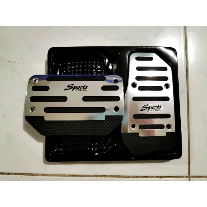 Foto Produk TIPE AUTOMATIC - OTOMATIS COVER PEDAL GAS DAN REM MOBIL VARIASI MOBIL dari Bro & Sis Jakarta