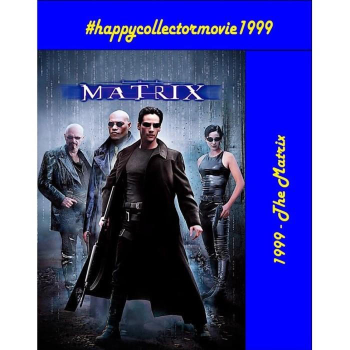 Jual Dvd The Matrix 1999 Jakarta Selatan Happyc Shop Tokopedia
