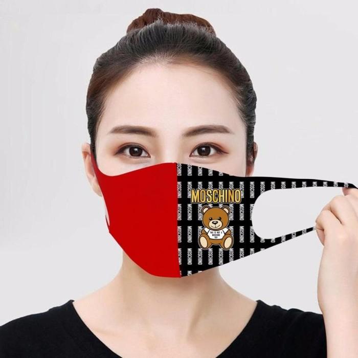 Foto Produk Grosir Masker Scuba Korea Fashion Murah Modis 1 lusin (12 pcs) MS005 dari Jardin Fashion