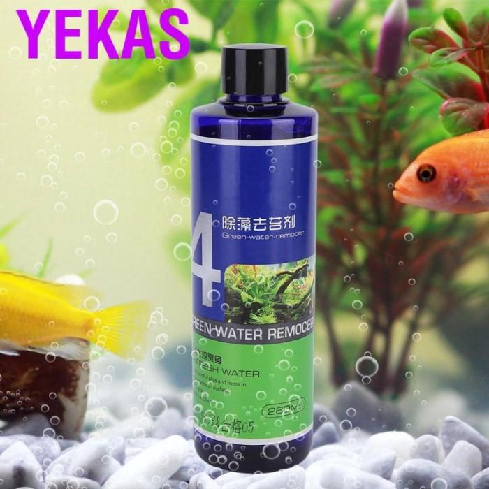 Jual Yekas Aquarium Accessories Fish Tank Algae Removing Agent Jakarta Barat Mystor87 Tokopedia