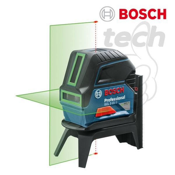 Foto Produk Line Combi Laser Level Garis Bosch GCL 2-15 G Professional dari Bisyri Muntasir