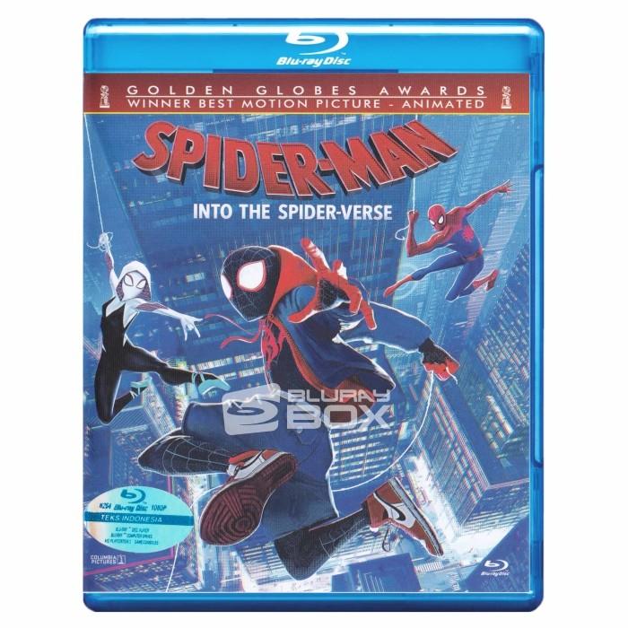 Jual Spider Man Into The Spider Verse 2018 Kota Yogyakarta Hyperpro Tokopedia
