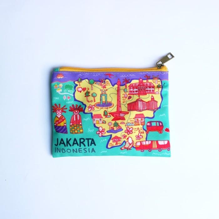 Foto Produk Jakarta Pouch dari LestariPostcard