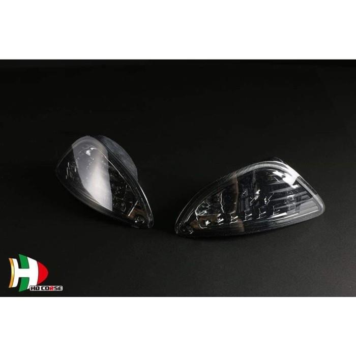 Foto Produk HD Corse LED Smoke Turn Signal Vespa LX & S dari Gaya Motor Baru
