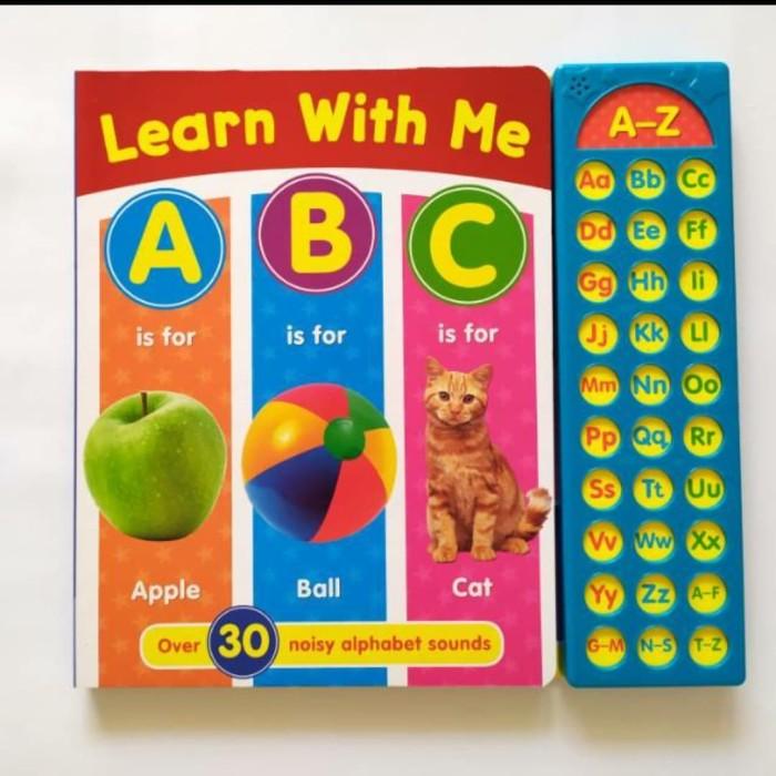 Foto Produk Igloo Books - Learn with Me ABC Sound Book dari Alfabetbooks