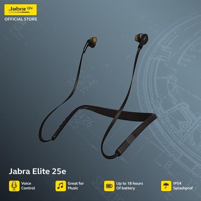Foto Produk Jabra Elite 25e Bluetooth Headset dari JABRA OFFICIAL STORE
