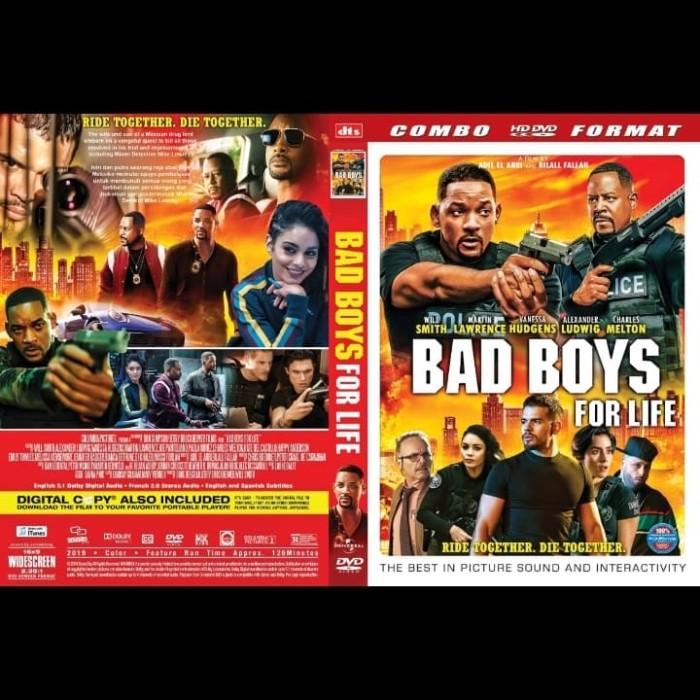 Jual Dvd Film Action Bad Boys For Life 2020 Jakarta Barat Passtilaku Store Tokopedia