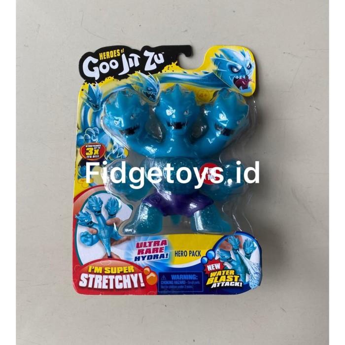 Foto Produk Heroes of Goo Jit Zu Series 2 Hydra Water Blast - Hot Toys 2020 dari Fidgetoys.id