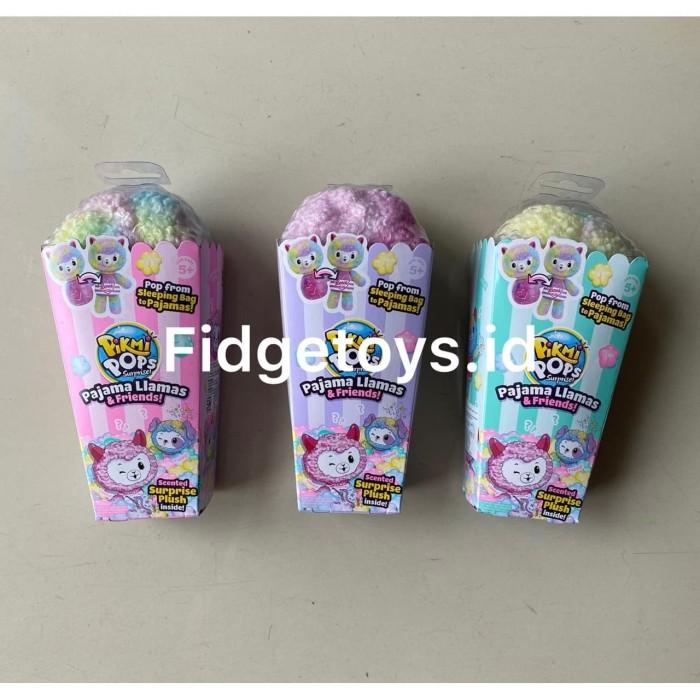 Foto Produk Pikmi Pops Cheeki Puffs Pajama Llama dari Fidgetoys.id