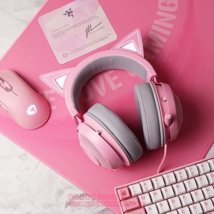 Foto Produk Razer Kraken Kitty Edition - Gaming Headset dari GOODGAMINGM2M