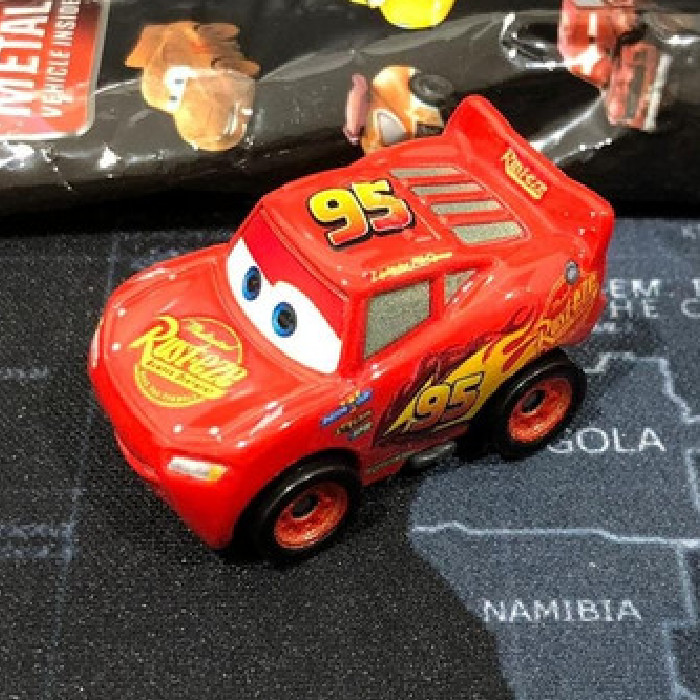 Jual Disney Pixar Cars 3 Lightning Mcqueen Mini Racers 01 Mattel Jakarta Pusat The Amelias Tokopedia