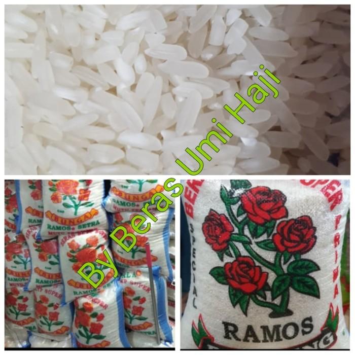 Foto Produk Beras putih 10kg dari Beras umi haji