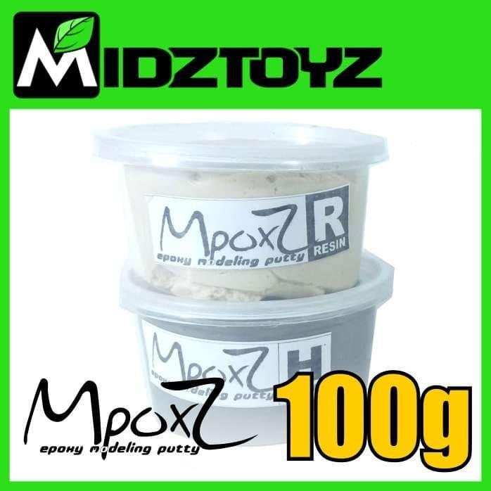 Foto Produk MpoxZ Epoxy putty 100g - Abu-abu dari Midztoyz