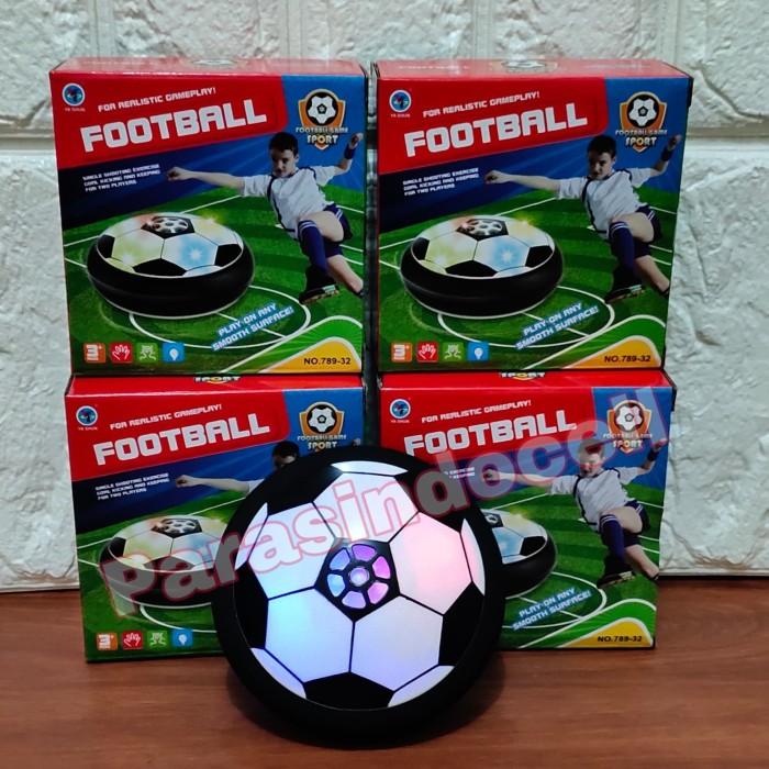 Foto Produk Mainan Hoverball Light Up Sepakbola Indoor Olahraga anak dari Serlote