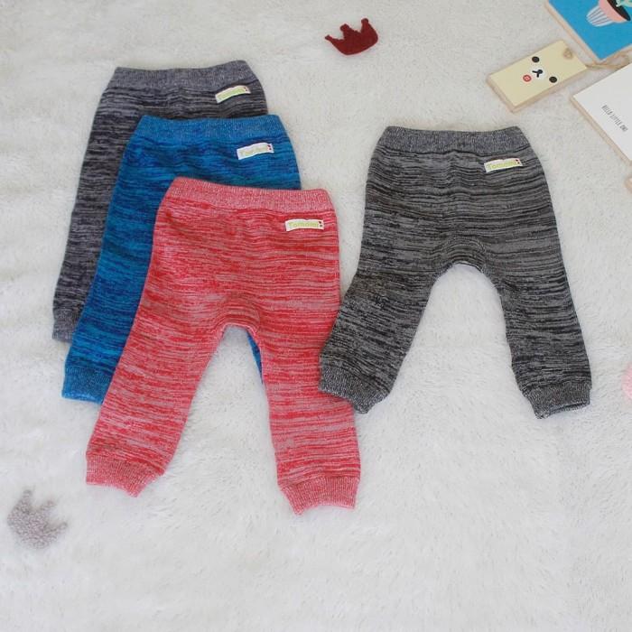 Foto Produk Legging Bayi Atlas Series - 3-6 Bulan, Merah dari Tomomi Baby Wear