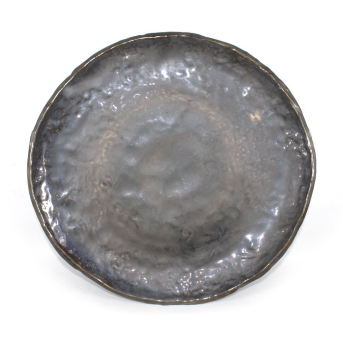 Foto Produk Artisan Ceramic   Gold Serving Platter   Piring Keramik dari Artisan Ceramic