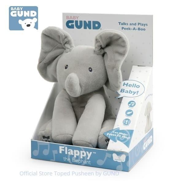Foto Produk GUND - ORIGINAL Peek A Boo FLAPPY ELEPHANT dari Pusheen by Gund