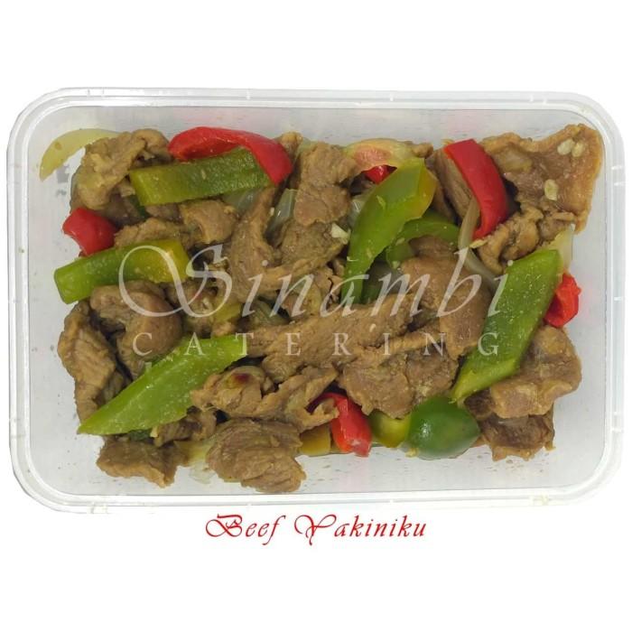 Foto Produk Beef Yakiniku Sinambi 400 gr dari Sinambi Kuliner