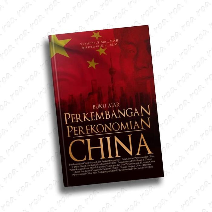 Foto Produk Perkembangan Perekonomian China dari roabaca