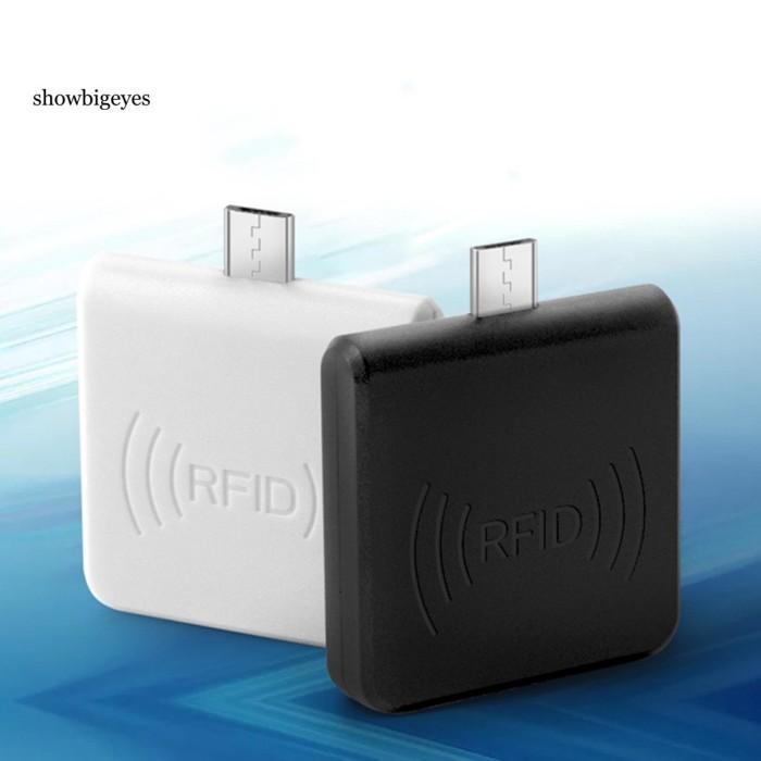 Jual Slc 125khz Sensor Proximity Smart Id Card Micro Usb Rfid Reader Kab Malang Makepbstore Tokopedia