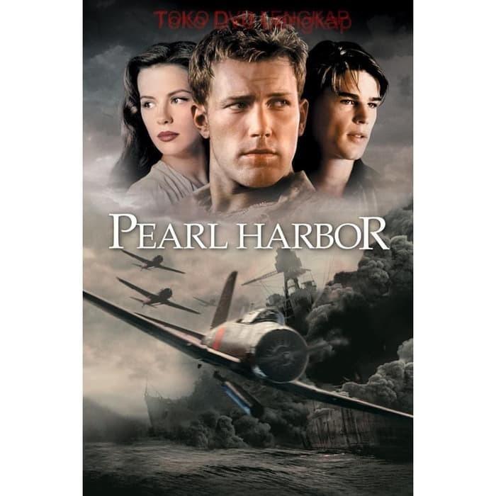 Jual Film Dvd Pearl Harbor 2001 Kab Sukabumi Chestarastore Tokopedia