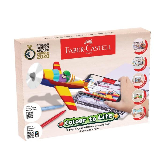 Foto Produk Faber-Castell Colour To Life dari Faber-Castell