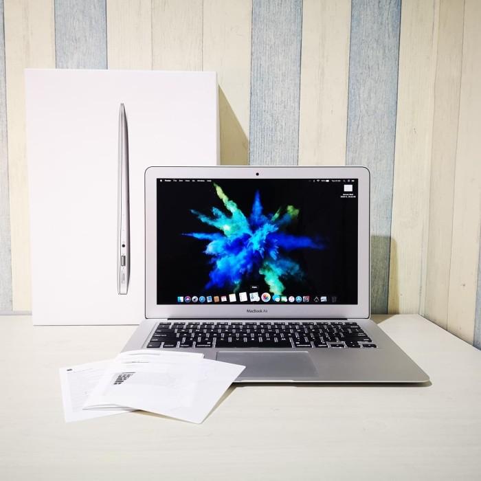 Jual Macbook Air 2017 Core i5 RAM 8GB SSD 128GB Bkn Pro Or ...