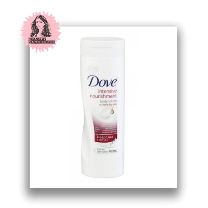 Jual Dove Intensive Nourishment Body Lotion For Extra Dry Skin 400ml Jakarta Utara Beautywarehouse Tokopedia