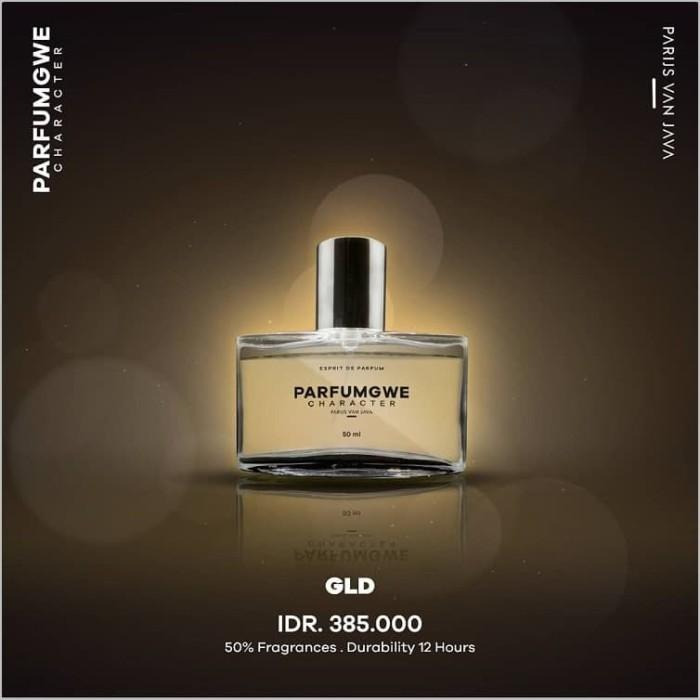 Foto Produk Parfum GUE | GOLD Isi 50ml (30% Fragrance Murni - 70% Campuran). dari RumahParfumBandung