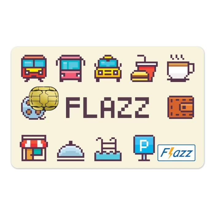Foto Produk Kartu Flazz Reguler Kartun Gen 1 dari Flazz Official Shop
